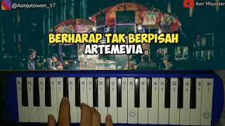 Download Not Lagu Berharap Tak Berpisah - (Izinkan aku)