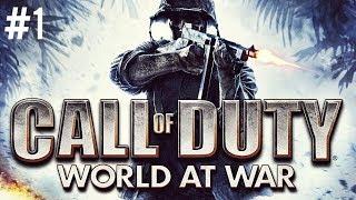 Call of Duty: World at War - cała kampania #1