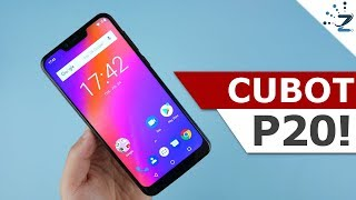 Cubot P20 Unboxing & Hands On Review! On Sale for $130!!!