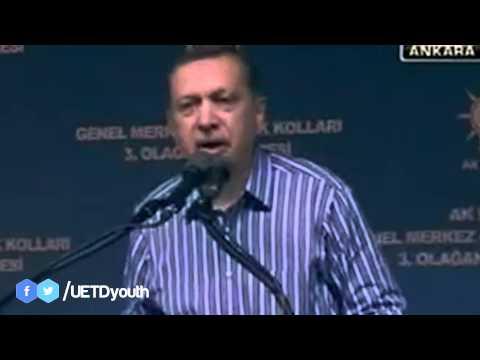 recep tayyip erdoğan  gençliğe sesleniş