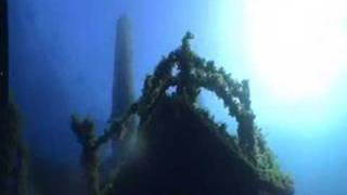 Wreck Dive Paros Greece -Eurodivers