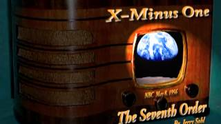 "X Minus One ""The Seventh Order"" by Jerry Sohl Oldtime Radio Sci-Fi"