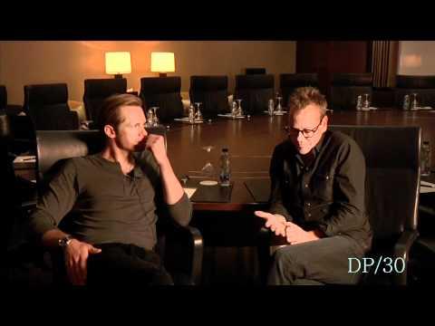 DP/30: Melancholia, actors Alexander Skarsgard, Kiefer Sutherland