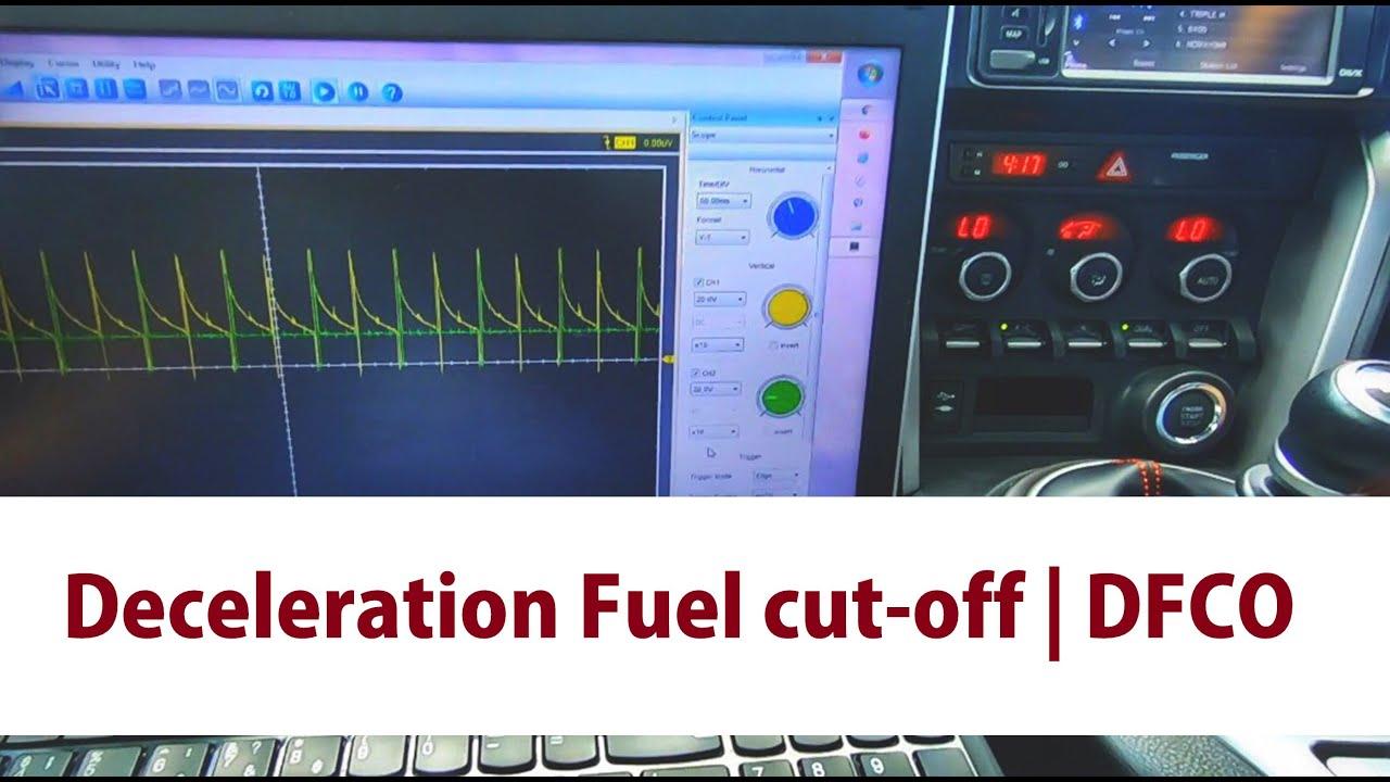 Download Deceleration Fuel cut-off | DFCO