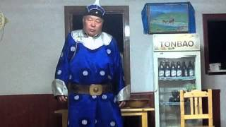 Mongolian Khöömi Throat Singing From Mongolia