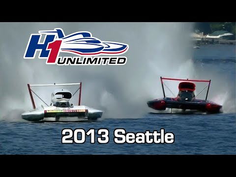 2013 Albert Lee Appliance Cup at Seafair: CBS Sports Network