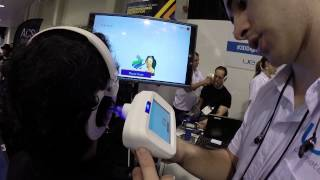 NAMM 2015 - Ultimate Ears 3D Ear Scanning | GEAR GODS