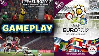 Gameplay UEFA EURO 2012 PC