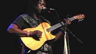Live : Habib Koité (solo) / Baro : CC Zwaneberg : 2007-03-23