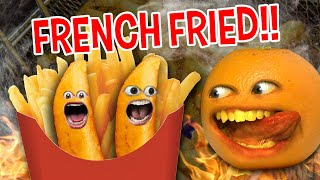 Annoying Orange - French Fried Supercut!