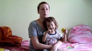 Помогите спасти доченьку! Обращение мамы Ангелины Лычкиной. Видео.