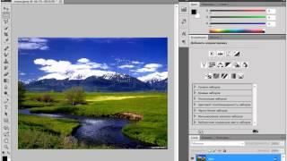 Видеоуроки. Новое в Adobe® Photoshop® CS5.mkv 01-01.