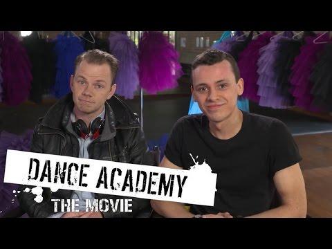 Jeffrey Walker Between Two Tutus  Dance Academy The Movie