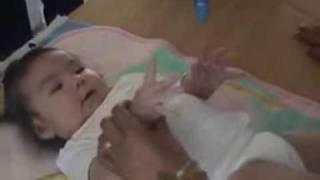 "L.E.F. - ""10 Reflejos bebe 5 meses"" - (UAEM - ICE) Parte 2"