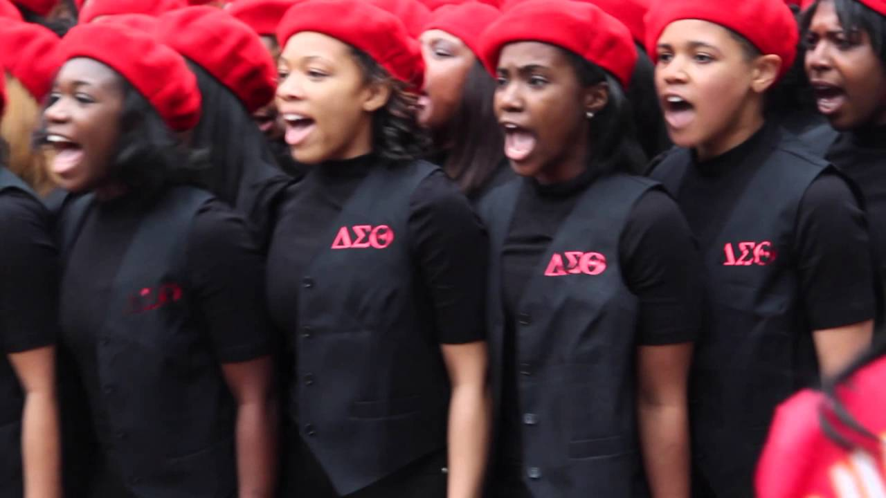 why i want to be a delta sigma theta The women of delta sigma theta sorority, inc, once members, are a part of the sisterhood, scholarship and service for life.