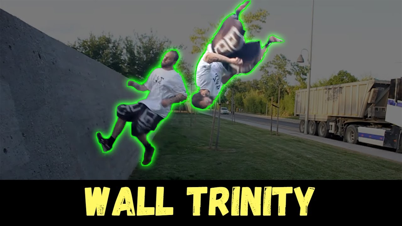 TRINITY | WALLTRICK tutorial | Free running
