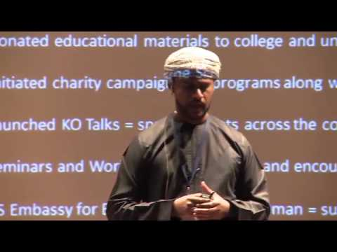 Creating an award winning organizing knowledge Oman: Tariq al Barwani at TEDxMuscat 2013