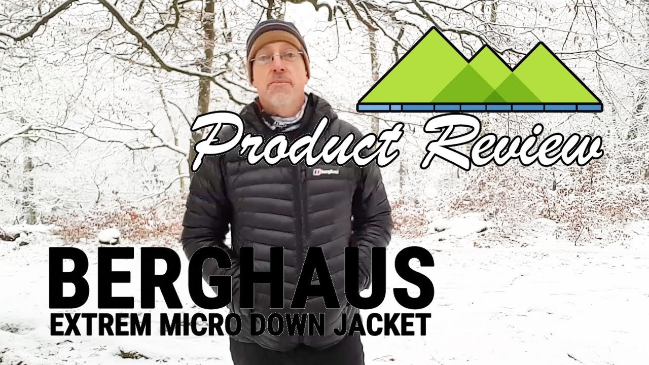 c49eb4f09 Berghaus Extrem Micro Down Jacket 2.0 Review Cold Weather Test