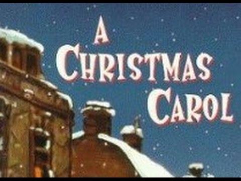 Christmas Movies for Children] A Christmas Carol - Cartoon ...