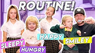 GET READY WITH US! SCHOOL MORNING ROUTINE!!