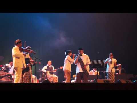 Cover Lagu Medley Lagu-Lagu Nusantara STAFABAND