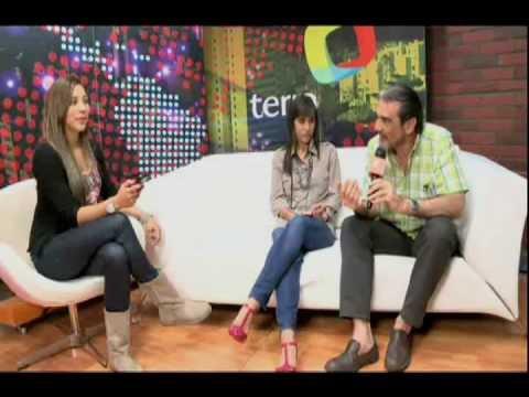 Carolina Ramirez, Manuel Navarro y Palabras Encadenadas