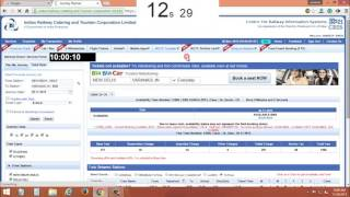 How to Book Confirm Tatkal Ticket Within Seconds on IRCTC in 2018