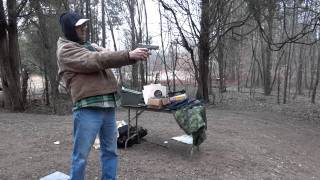 Ruger P90 .45 ACP Pistol - Failure To Cycle (HD)