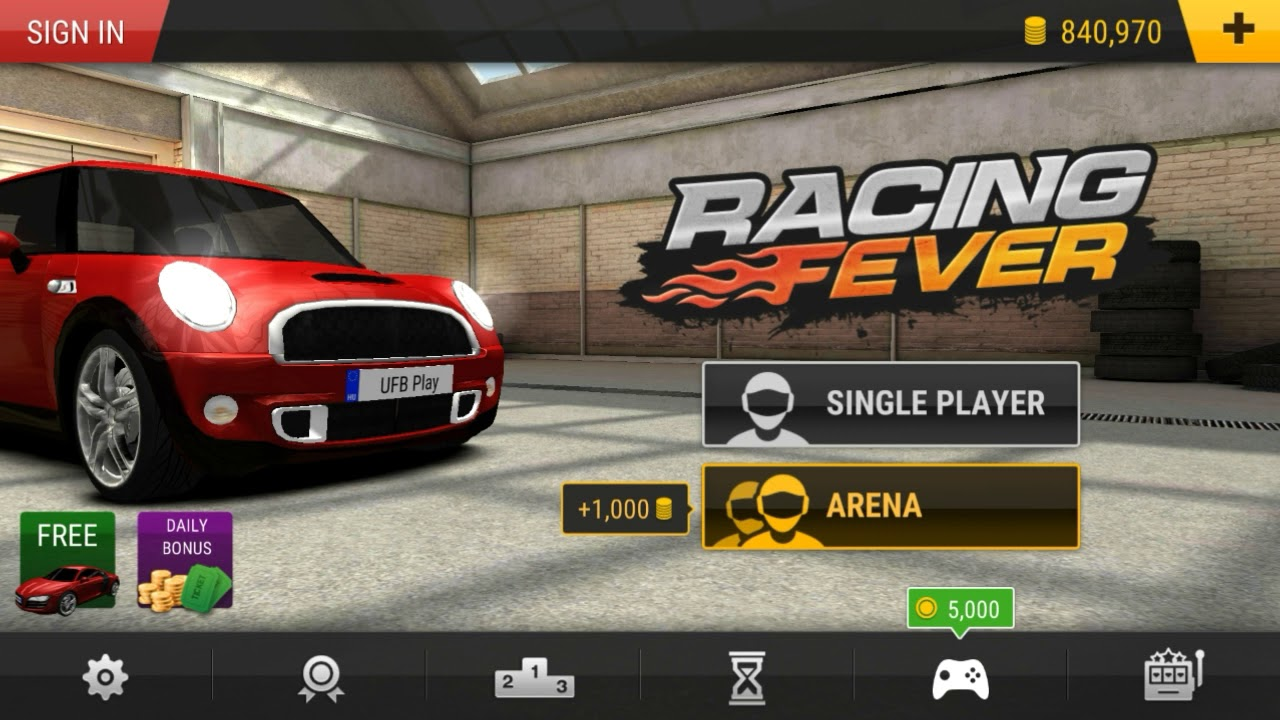 Racing Fever Pat 2 Start Driving And Join The Race Now || UFB Play Game
