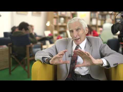 British Astronomer Royal Martin Rees talks to Spencer Kelly