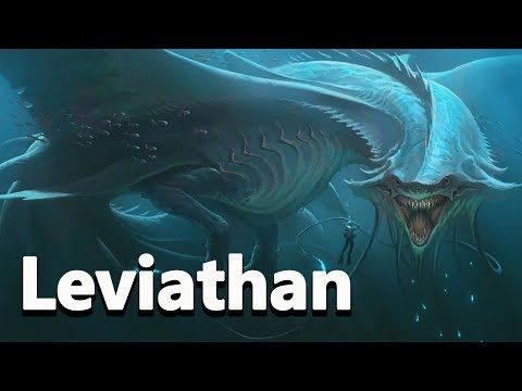 Leviathan: The Biblical Monster - Mythological Bestiary - See U in History