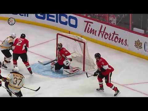 Boston Bruins vs Ottawa Senators - April 21, 2017 | Game Highlights | NHL 2016/17