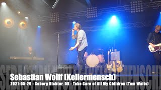 Sebastian Wolff - Take Care of All My Children (Tom Waits) -  2021-05-29 -  Søborg Richter, DK
