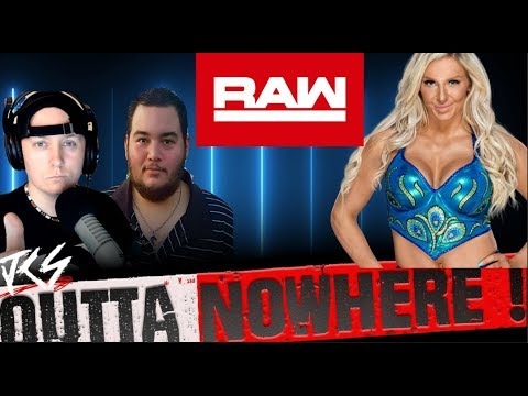 Outta Nowhere ! #101 - Charlotte OUT of Action - WWE Ratings Drop