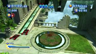 Sonic Generations PC [60FPS] Quick Play (Sonic Month)