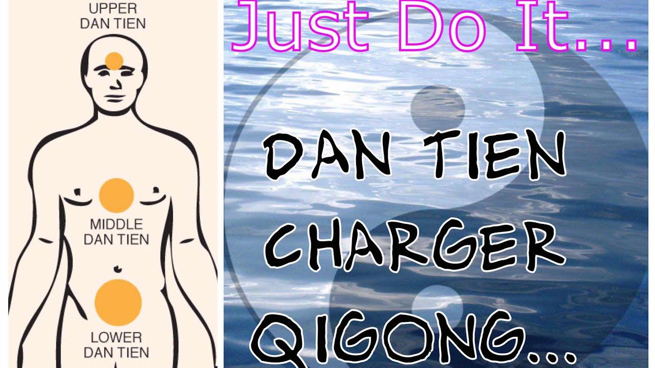 Tan Tien Qigong- Just Do It Qigong Shun Dao Day 1 Dusk Tan Tiens