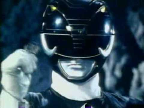 MMPR Blue Tricera Ranger, Power Up!