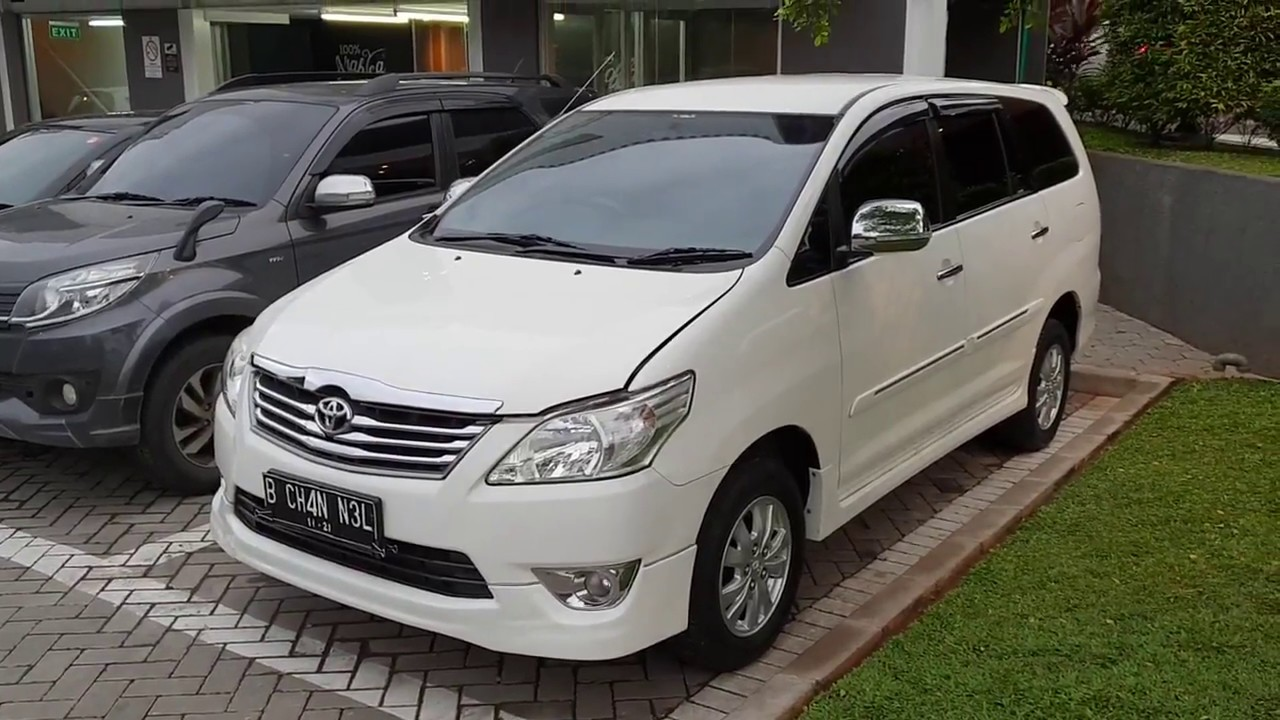 Grand New Kijang Innova Pajak Avanza 2016 In Depth Tour Toyota 2 0 G 2013 Indonesia