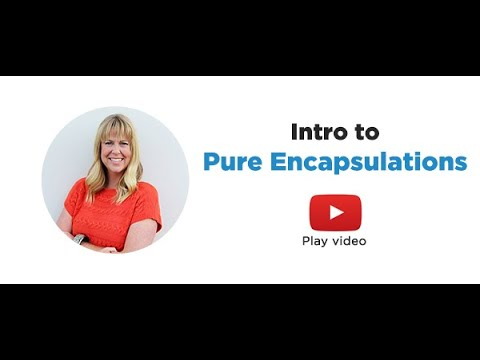 Brand Introduction: Pure Encapsulations
