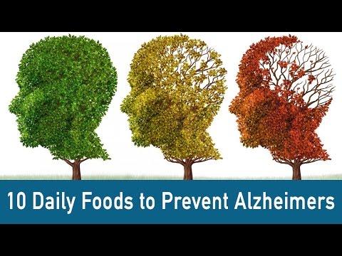 Brain Health । 10 Food to Reduce Risk of Alzheimer's Disease