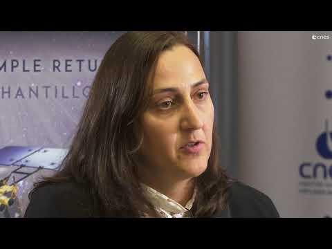 Hayabusa2/MASCOT : Aurélie Moussi, chef de projet MASCOT, CNES