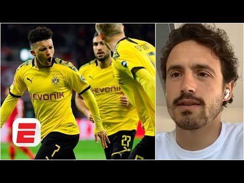 Jadon Sancho Feels The Pressure Of Being Wanted - Borussia Dortmund's Thomas Delaney | ESPN FC
