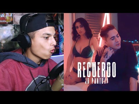 [Reaccion] JD Pantoja - Recuerdo (Video Oficial) Juan de Dios Pantoja - Themaxready