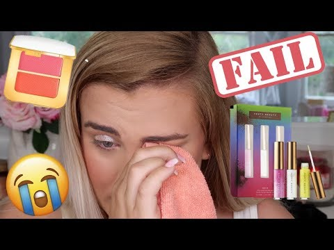 FULL FACE First Impressions *SO BAD I CRIED* | Paige Koren thumbnail