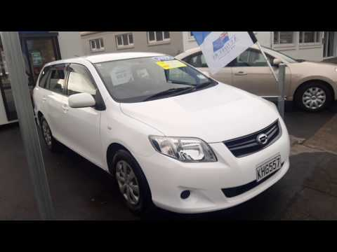 2011 Toyota Corolla Wagon $7999 or from No Deposit Finance