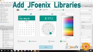 Javafx Library