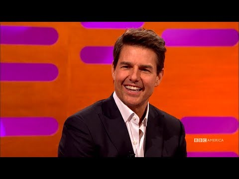 Thumbnail: Tom Cruise Settles This Internet Debate - The Graham Norton Show
