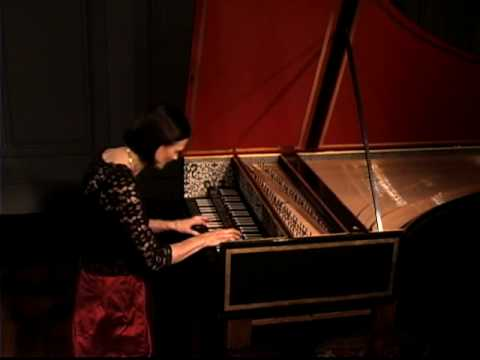 Harpsichord Solo: My Lady Carey's Dompe