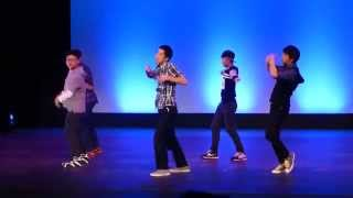 Troy High Culture Show 2015   KPOP