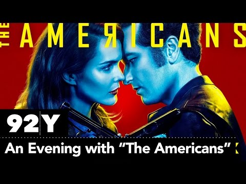 "An Evening with ""The Americans"" Co-Presented with The Hollywood Reporter TV Talks Series"